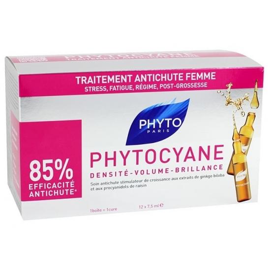 PHYTOCYANE TRAIT A-CHUT B/12A+6A OFF