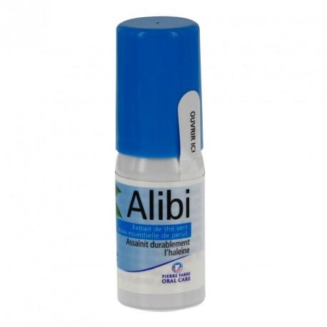 Alibi spray buccal halitose 15 ml