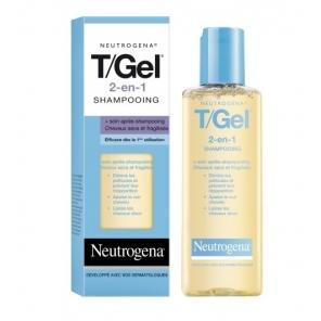 Neutrogena TGel 2 en 1 Shampooing + Soin Cheveux Secs et Fragilisés 125ml