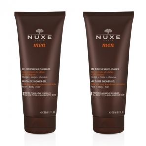 Nuxe Men Gel Douche Multi-Usages 2 x 200 ml