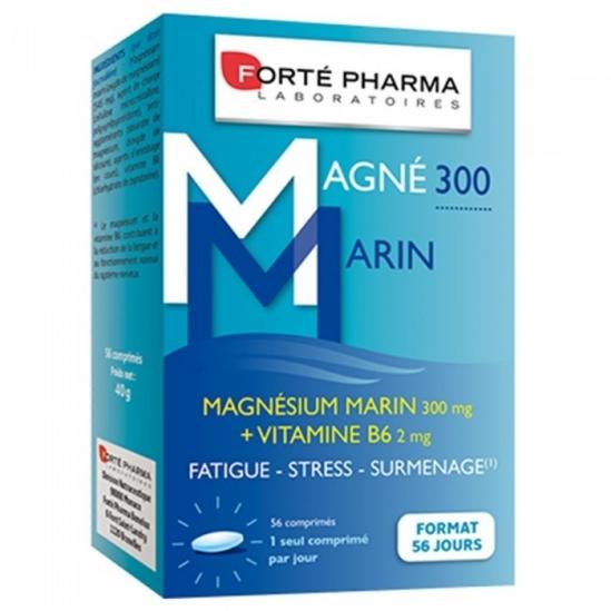 Forté Pharma Magné 300 Marin 56 Comprimés