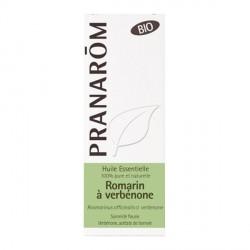 Pranarôm huile essentielle bio romarin à verbénone 5ml