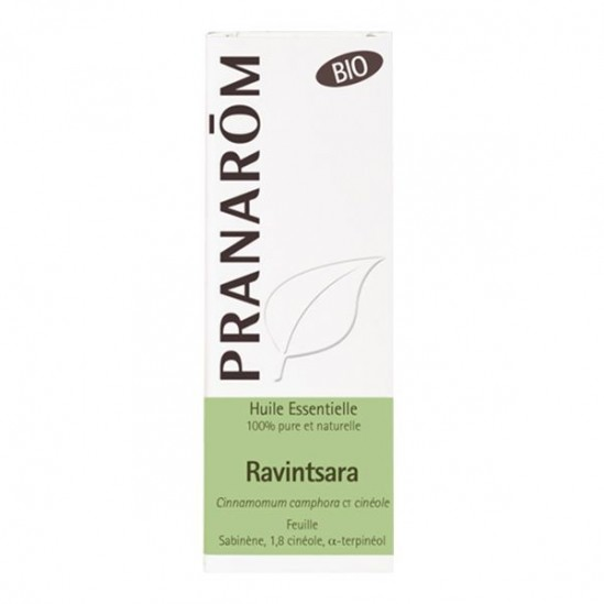 Pranarôm huile essentielle bio ravintsara 10ml