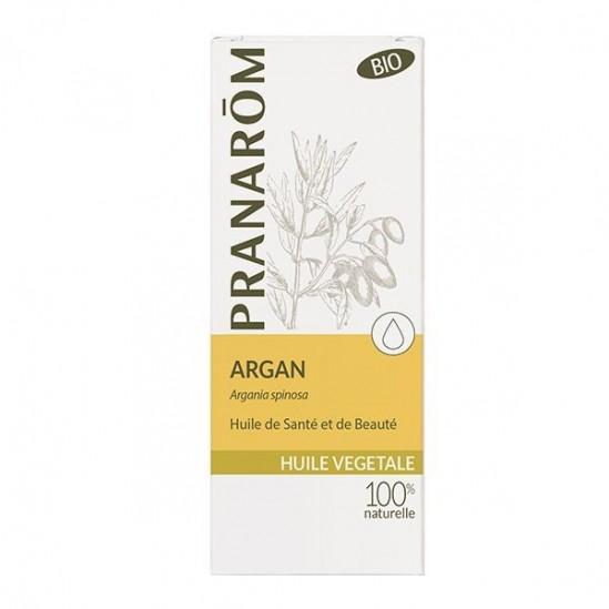 Pranarôm huile végétale argan 50ml
