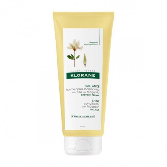Klorane Baume Après-Shampooing Cire de Magnolia 200ml
