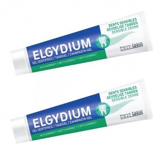 Elydium dents sensibles lot de 2