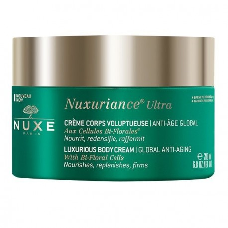 Nuxe nuxuriance corps crème corps voluptueuse anti-âge 200ml