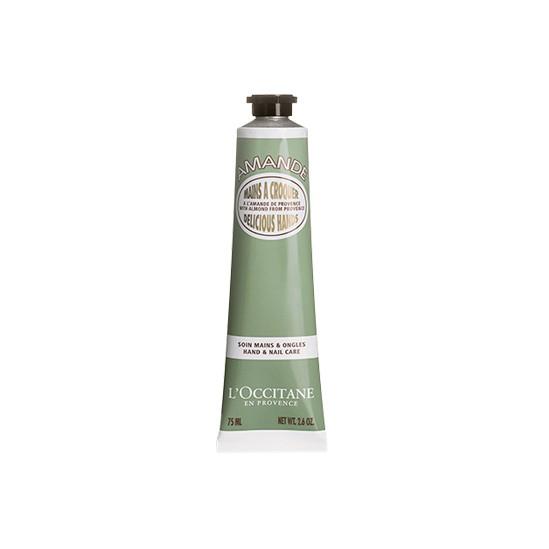 L'Occitane en Provence crème mains à croquer amande 75ml