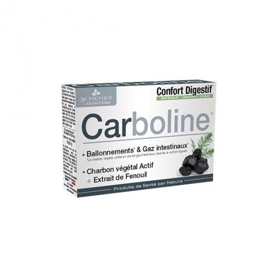 CARBOLINE 3 CHENES CPR CROQ30