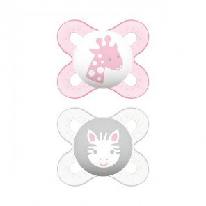 Mam 2 sucettes perfect naissance silicone 0-2 mois