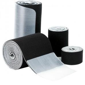 Orliman neostrap bandes de contention noir taille 2,5cmx50cm