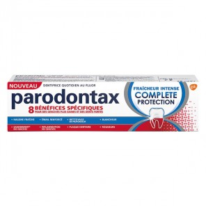 Parodontax dentifrice complet protection 75ml