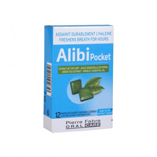 ALIBI POCKET PAST A SUCER 12