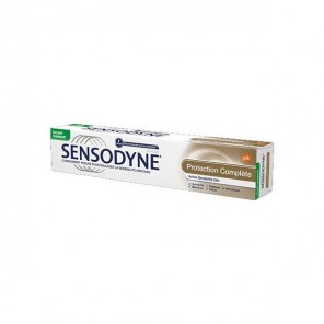 Sensodyne dentifrice protection complète 75ml