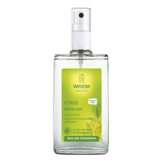 Weleda citrus déodorant 100ml