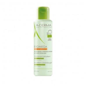 A derma exomega gel control lavant corps et cheveux 500ml