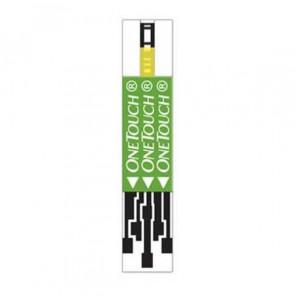 Onetouch select plus 2 flacons de 50 bandelettes réactives