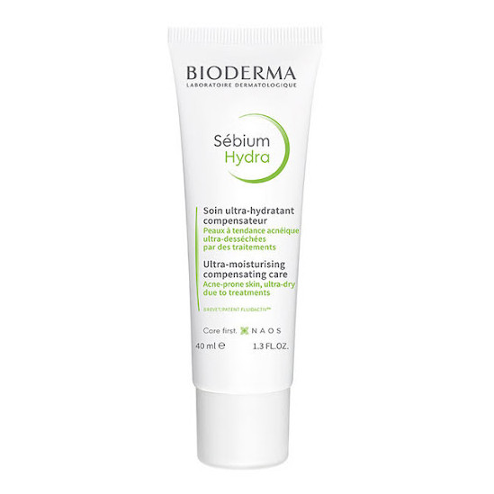 Bioderma sébium hydra crème hydratante 40ml